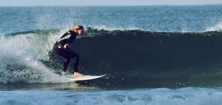 Surf-Guiding & Yoga inmitten der Natur an der Algarve