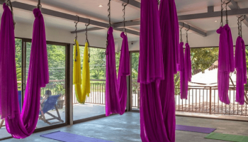 Yogaion Retreats: Iyengar Yoga, Surfen & Loslassen