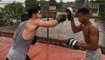 Monsoon Gym: Muay Thai auf der Schildkröteninsel