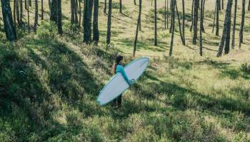 Surf- & Yoga-Urlaub im Eco-Hotel in Viana do Castelo